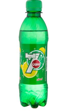 نوشابه بطری سون آپ