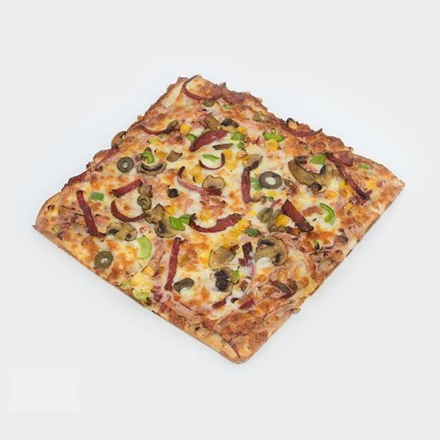 پیتزا مخصوص اژدر