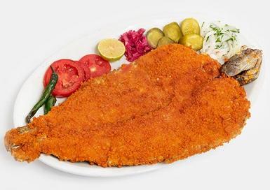 شنیسل ماهی قزل آلا