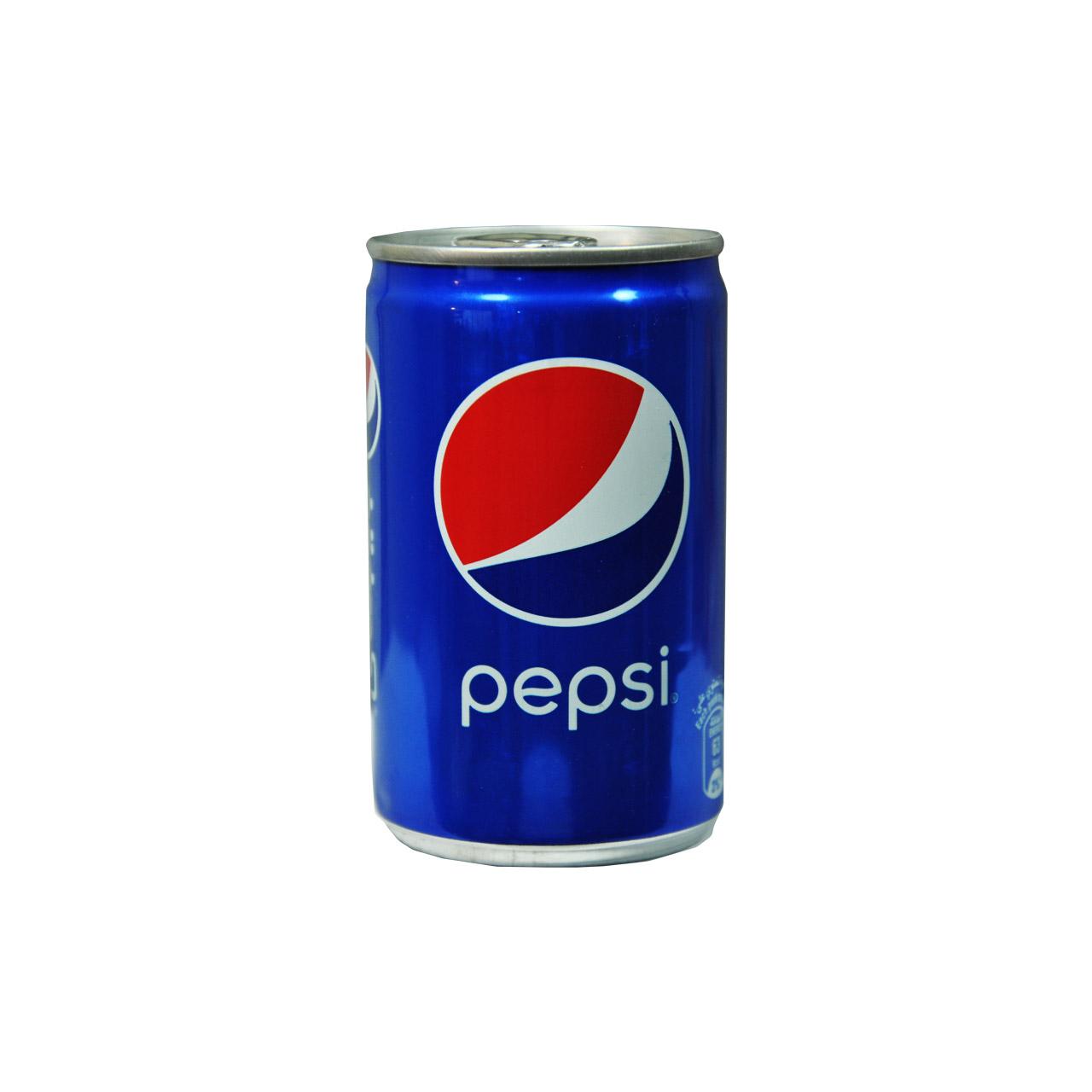 نوشابه پپسی قوطی
