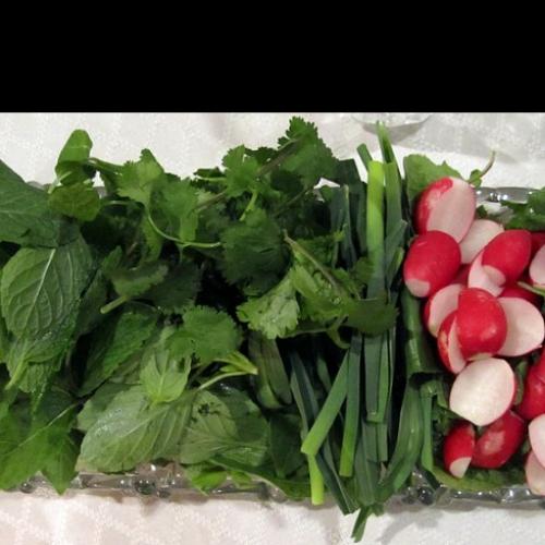 سبزی خوردن