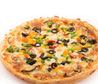 پیتزا سبزیجات (بزرگ)