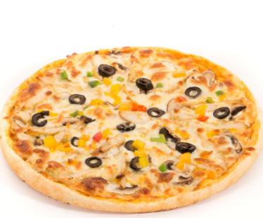 پیتزا چیکن (بزرگ)