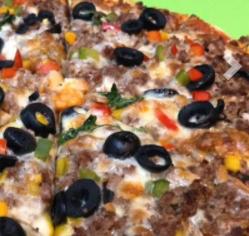 پیتزا بلولیز (بزرگ)
