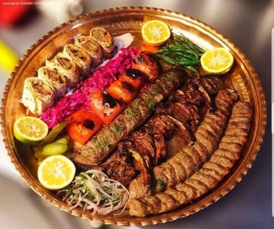 کباب سرای حاج حسین