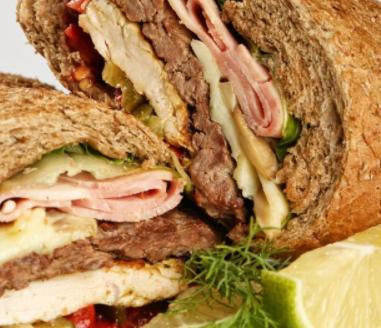 ساندویچ ویژه راکت