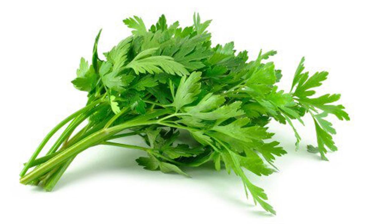 سبزی جعفری 1 بسته ( 50 گرم )