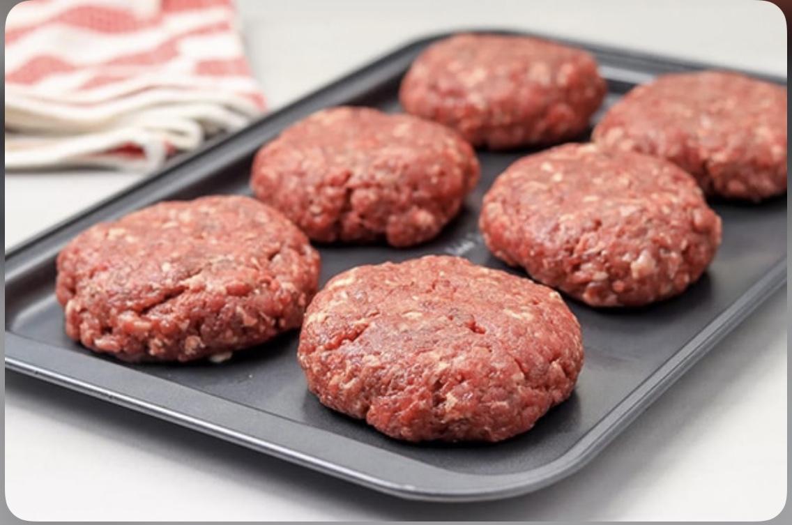 همبرگر 95٪ممناز