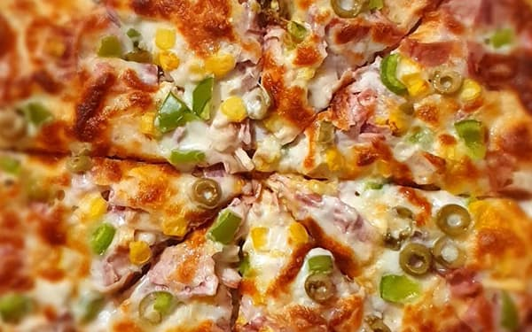 پیتزا تک نفره