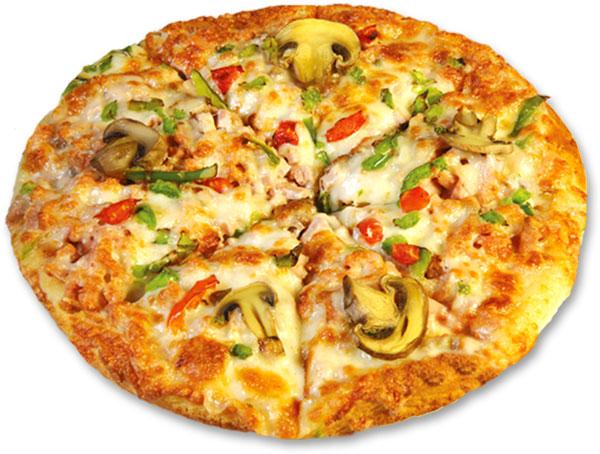پیتزا ویژه المپیک متوسط