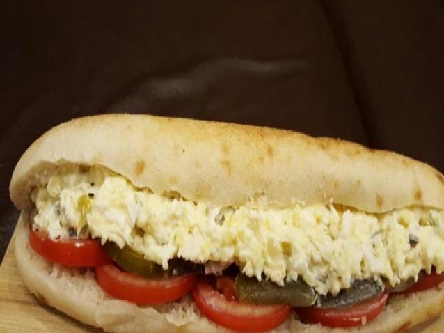 ساندویچ الویه