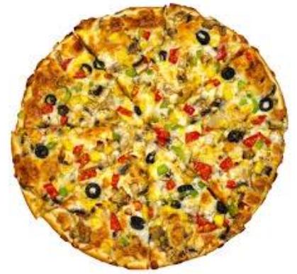پیتزا مخصوص دو نفر