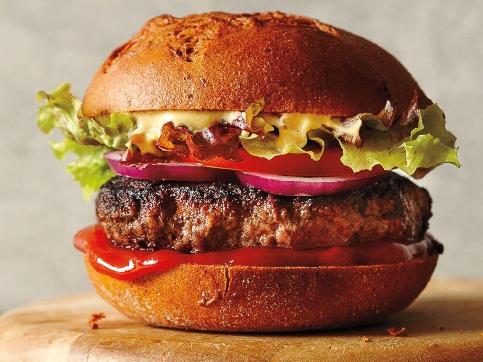 همبرگر مخصوص