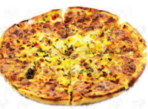 پیتزا مکزیکی دونفره