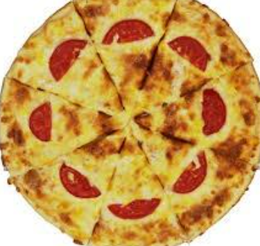 پیتزا مارگاریتا تک نفره