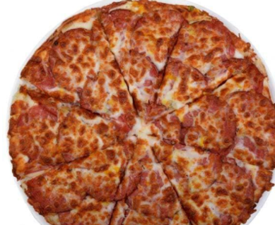 پیتزا پپرونی خانواده