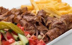 کباب ترکی متوسط