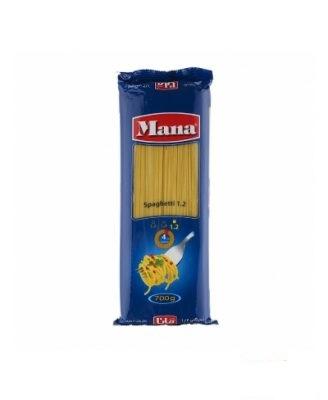 اسپاگتی 1.2 700 گرمی مانا
