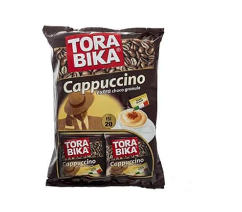 Tora bika cappuccino