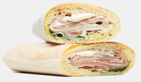 ساندویچ ژامبون میکس