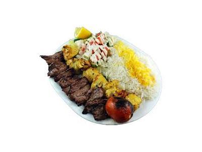 تهیه غذای حاج مصطفی