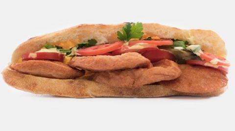 ساندویچ سوسیس بلغاری