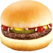 همبرگر معمولی