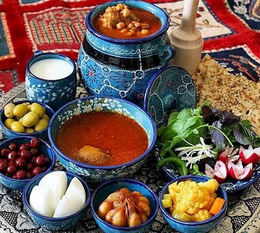 رستوران سنتی باغچه