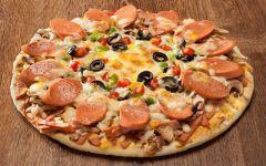 پیتزا کراکف