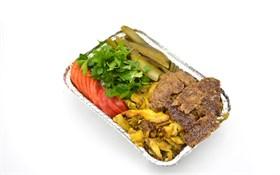 کباب ترکی گوشت (پرسی)