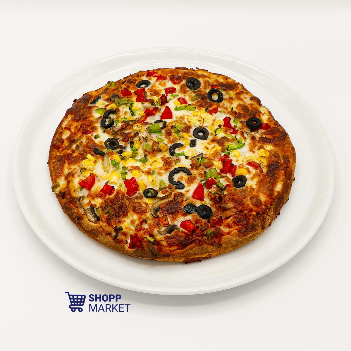 پیتزا میکس ویژه دو نفره