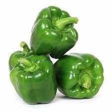 فلفل دلمه سبز