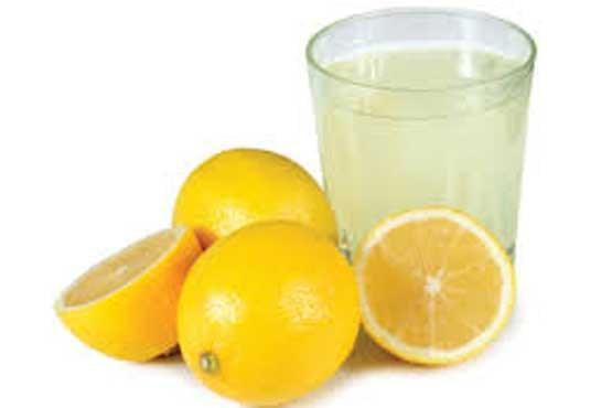 آب لیمو شیرین