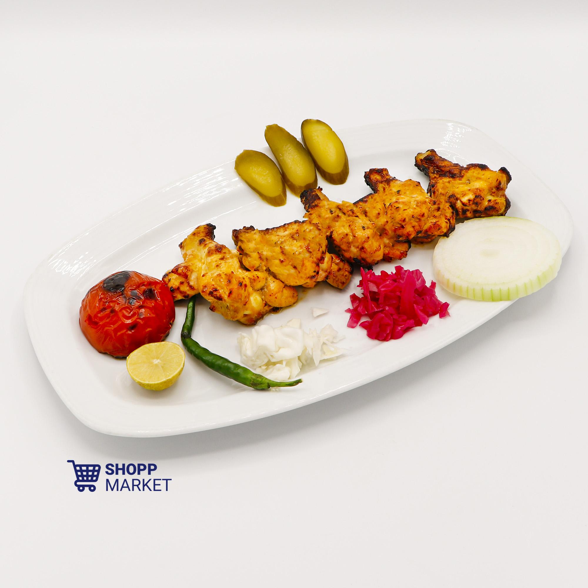 خوراک کتف کبابی