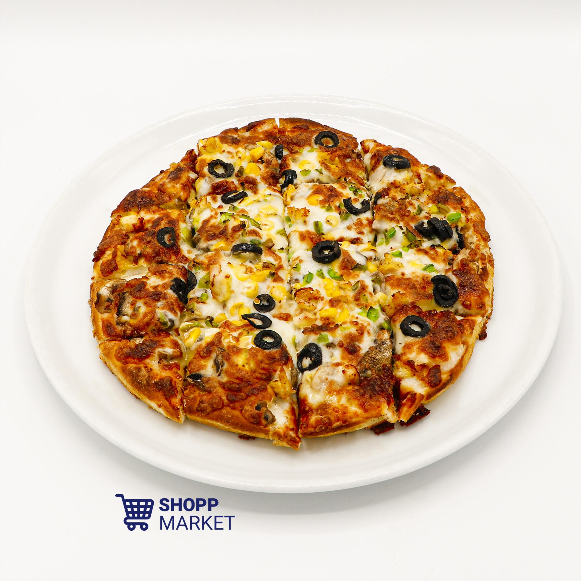 پیتزا اسپشیال ویژه یک نفره