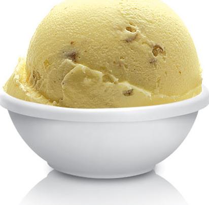 بستنی کره گردو