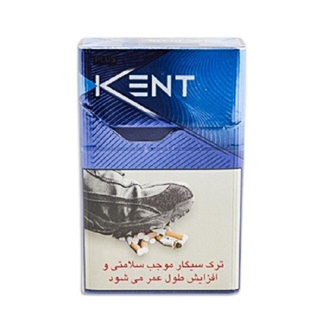 سیگار کنت پلاس الترا نقره ای کینگ