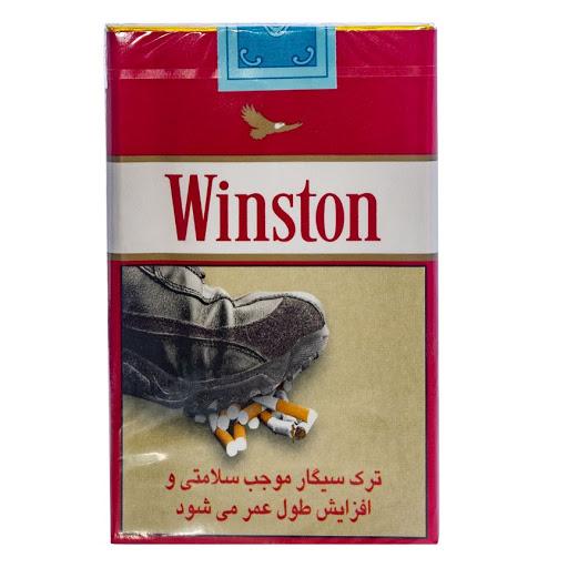 سیگار قرمز  وینستون