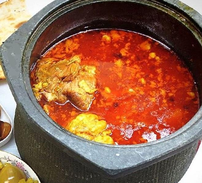 دیزی سنگی سرآشپز