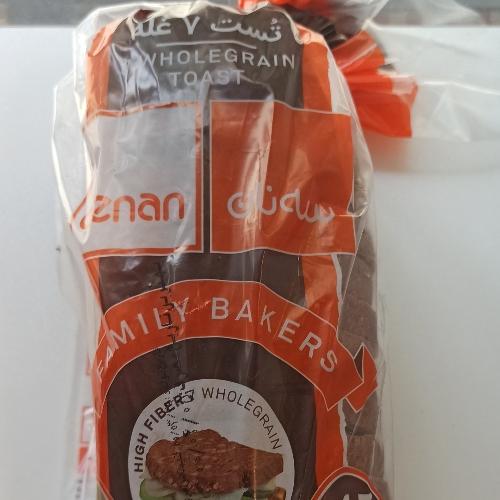 نان هفت غله سه نان