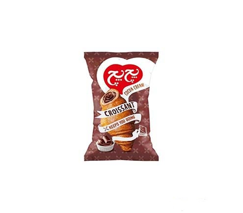هپی کروسان با مغزی کرم کاکائویی 45 گرمی پچ پچ