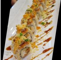 سوشی هانا رول (کالاماری)