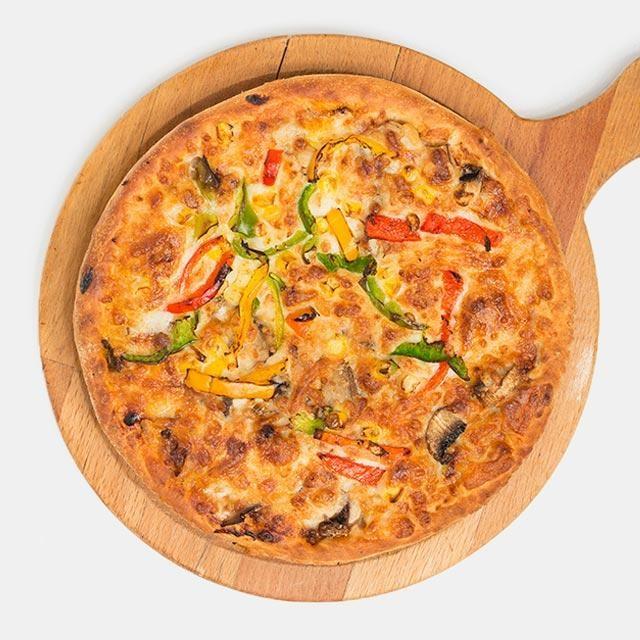 پیتزا بیف راسته تک نفره (آمریکایی)