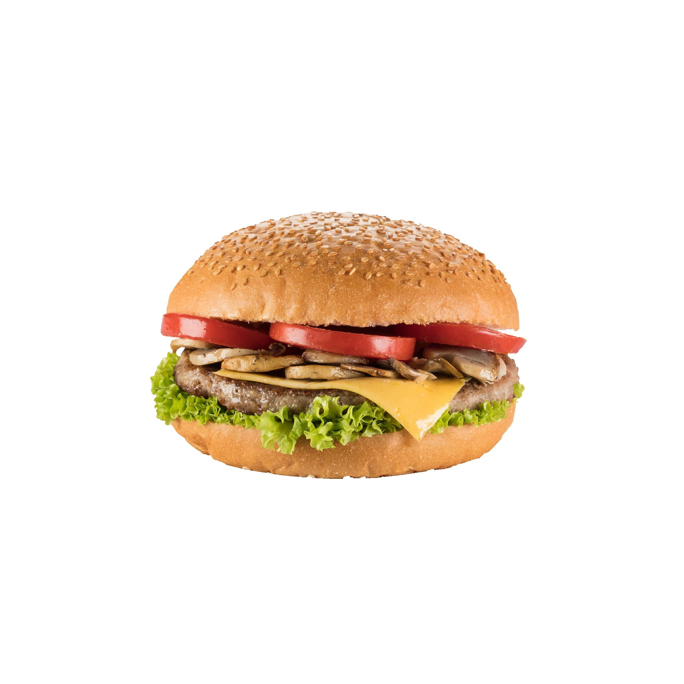 قارچ برگر