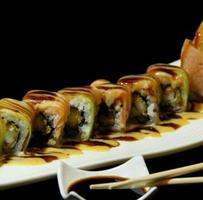 سوشی دراگون رول (هشت تکه)