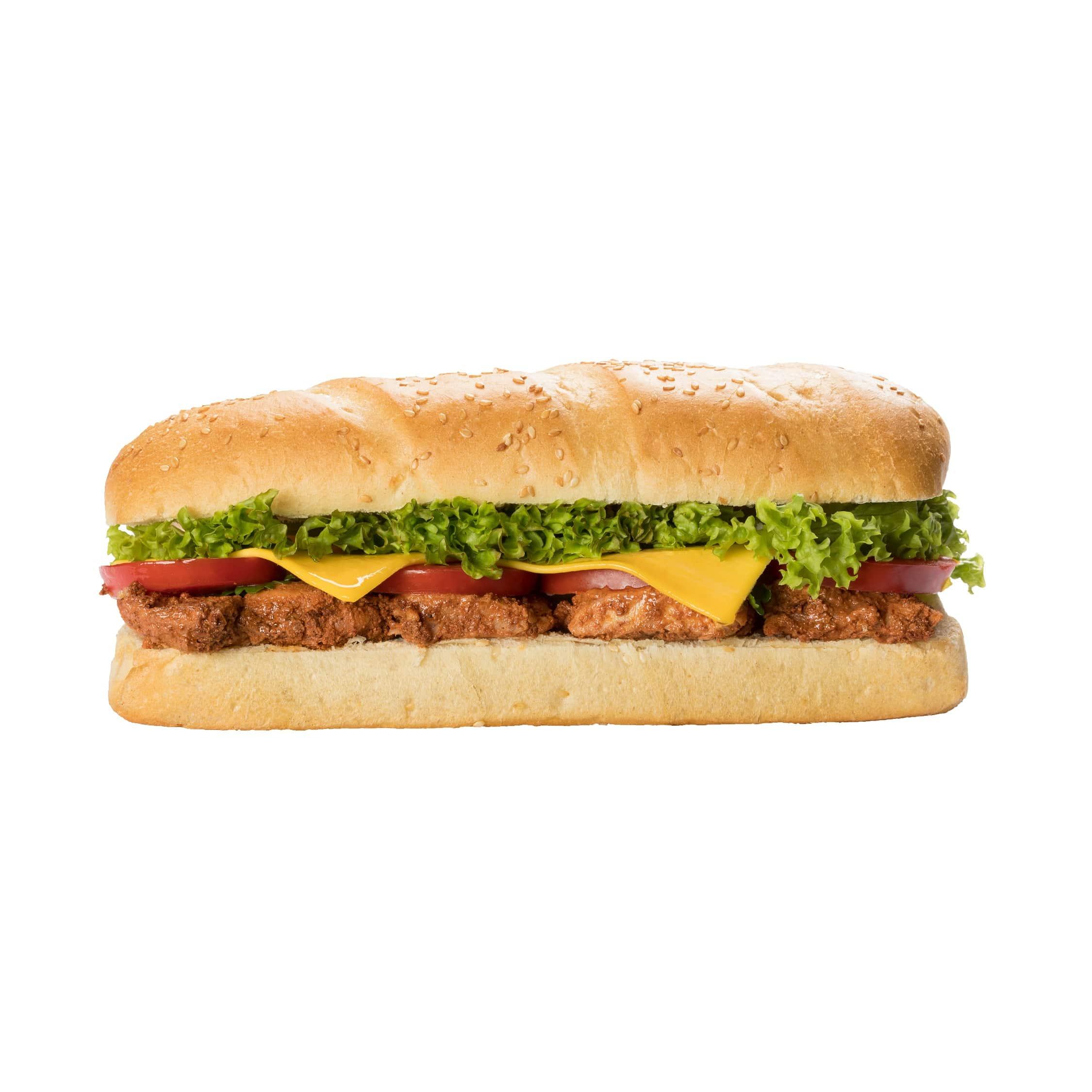 ساندویچ چیکن تندوری