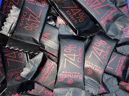 شکلات تلخ برنوتی 74%