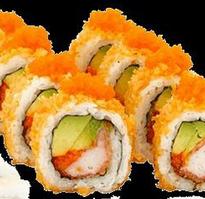 سوشی کینگ رول (هشت تکه)