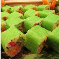 سوشی گرین رول (هشت تکه)