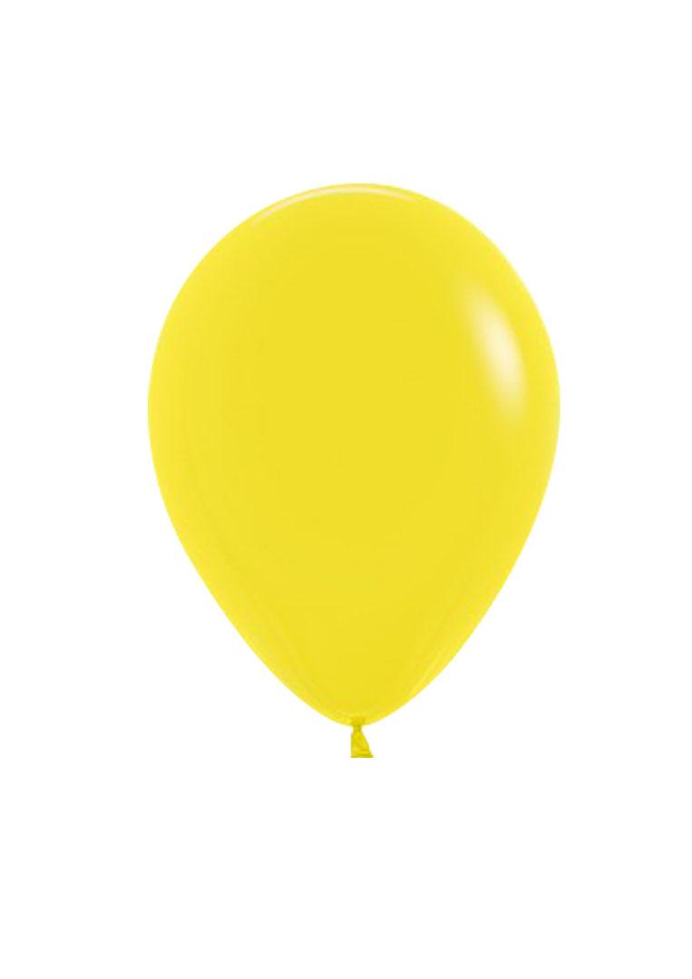 بادکنک زرد